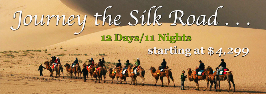 Journey the Silk Road