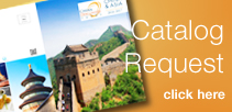 Catalog Request for China Tour Packages